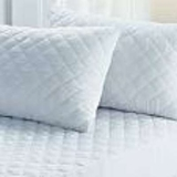 Down Etc. 95% Feather Standard Size Four (4) Pillow Pack as Featured in the MGM Grand
