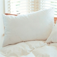 Down Etc. Rhapsody Wrap Down/Feather Standard Pillow- Featured in Hotel ZAZA