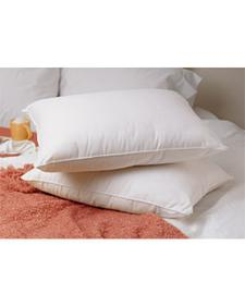 Down Etc. White Goose Down Full Fill Complete Queen Size Pillow Set (4 Queen Pillows)