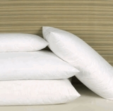 Down Lite ® Primaloft ® Down Alternative Standard Pillow as Featured in many Westin ® Hotels (4 Standard Pillows)