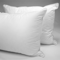 Envirosleep ® Dream Surrender Firm Pillow (King) - Found at Many Hilton ® Hotels