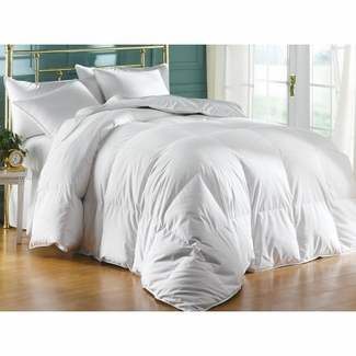 Down Lite ® Feathercloud Deluxe Bedding System - Queen Size