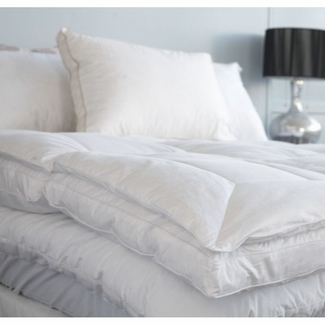 HotelPillow.com Feathercloud Bedding System - Queen Size
