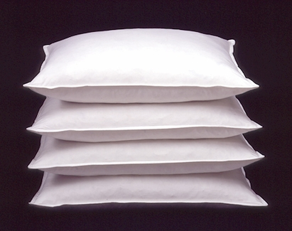 Invista ®Comforel Standard Size Four Pillow Set - Featured in Many Best Western Hotels