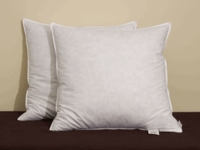 Koni ® Euro Square Pillows as featured in many Marriott ® Resorts