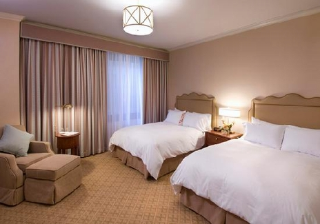 Pacific Coast ® Double Down Around King Pillow- Featured at the Chicago Union League Club