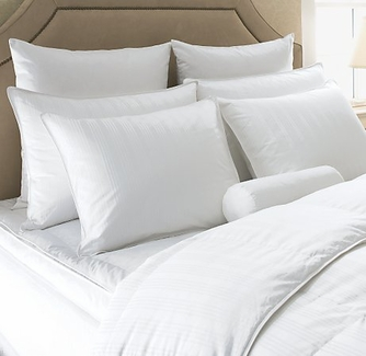 """Pacific Coast Down Surround Chambered Super Standard Pillow (20"""" x 28"""") -  Featured in Many Marriott Properties Worldwide"""