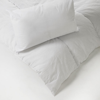 Pacific Coast Down Surround Pillow Found in Many Crowne Plaza Hotels Queen Size 20 x 30 - Two (2) Pillow Set