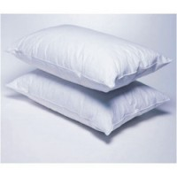 Pacific Coast ® Down Surround Standard Pillow - Founded in Many Crowne Plaza Hotels- (4 Standard Pillows)