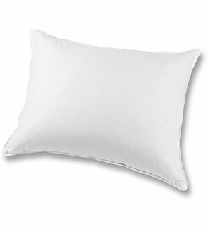 Pacific Coast Down Surround Super Standard Pillow- As Featured in the Waldorf-Astoria and Part of the Waldorf-Astoria Collection (1 Super Std Pillow)