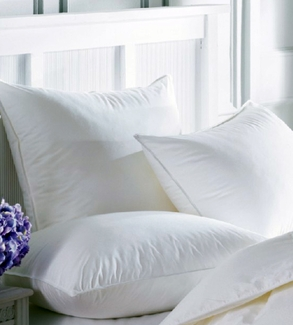 Pacific Coast ® Youch of Down King Pillow- Featured in Bally's Hotel and Casino (4 King Pillows)