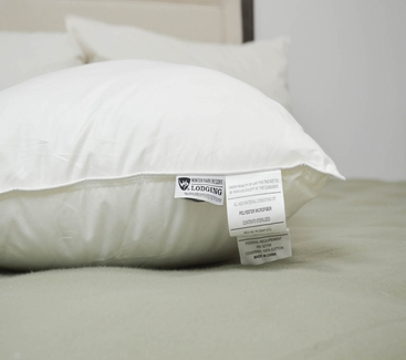 Pillowtex Like Down Pillow Set of 2 - Queen Size - Featured In Winter Park Resort