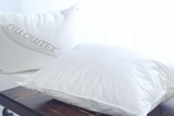 Pillowtex ® 75% White Goose Feather 25% White Goose Down Pillow - Queen Size - Similar design to the pillows featured in many Four Seasons ®