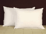 National Sleep Product/ Restful Nights Firm Support Standard Pillow-Featured at Many Holiday Inn Express ® Hotels (4 Standard Pillows)