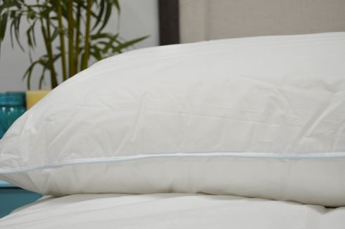 Soft and Firm Support Pillows Combo Set (Includes 2 Pillows) - Compare to the Soft and Firm Pillows Found in Holiday Inn Express