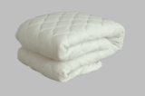 The Polyester/Cotton Double Mattress Topper