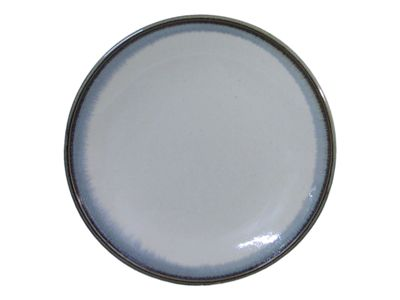 10-1/8 InchGlacier Ice Japanese Dinner Plate