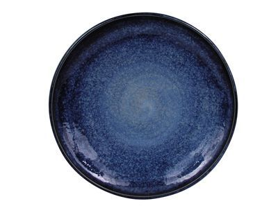 7-1/2 Inch Starry Night Japanese Serving Plate