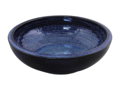 8 Inch Starry Night Large Serving Bowl