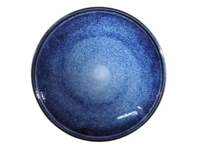 10-1/8 Inch Starry Night Japanese Dinner Plate