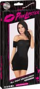 Pink Lipstick - All Night Wrong Dress - One Size Fits Most