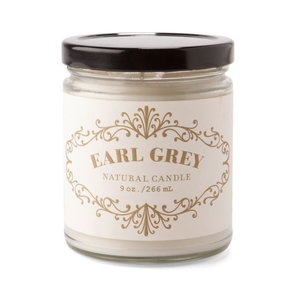 Rosy Rings Earl Grey Candle