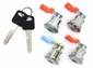 New LockCraft 4-Piece Door Lock Cylinder Set w/Keys