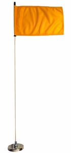 Magnetic Base with 3 Foot Whip Pole