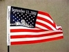9-11-01 Commemorative Car Flag