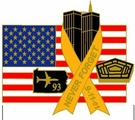 9-11 Never Forget Pin