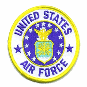 Air Force Seal Patch