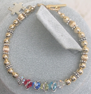 Autism Awareness Bracelet 05