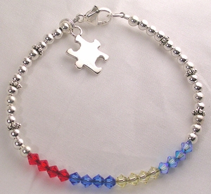 Autism Awareness Bracelet 09