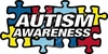 Autism Awareness Puzzle Piece Magnet