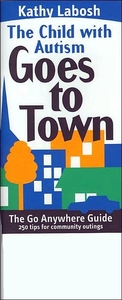 Child with Autism Goes to Town Book