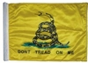 Don't Tread On Me Gadsden Car Flag Replacement 8x13