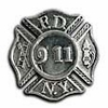 FDNY Badge Pin