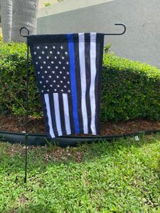 Garden Flag Stand and Flag of Choice
