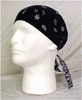 Headwear Head wrap Bandanna Blue