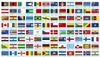 International Car Flags