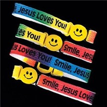 Jesus Loves You Bracelet
