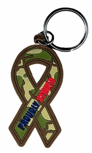 Key Tag Camouflage Proudly Served