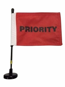Magnetic Priority Flag