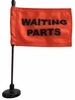 Magnetic Waiting Parts Flag