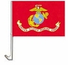 Marine Corp Car Flag