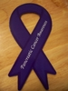 "Pancreatic Cancer Awareness Ribbon Magnet 4"" x 8"""