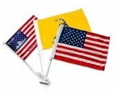 Patriotic Car Flags