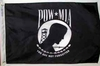 POW-MIA 3' x 5' One-Ply Printed Flag