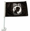 "POW-MIA  Car Flag 8"" x 13"""