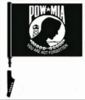 POW- MIA Cycle Flag